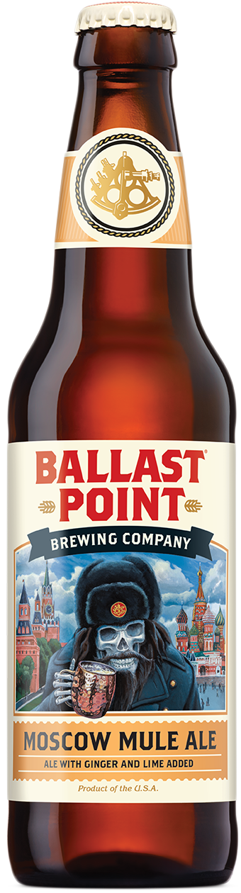 MOSCOW MULE ALE | Ballast Point