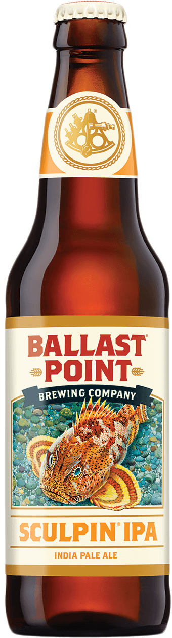 Image result for Sculpin beer