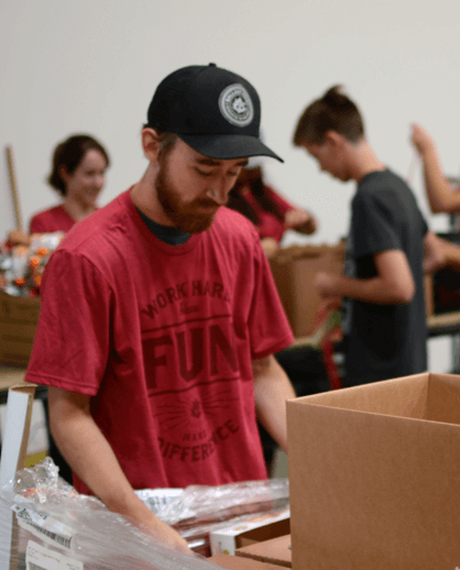 Ballast Point - giving back