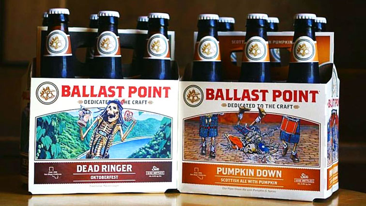 What started as a small group of home brewers who simply wanted to make better beer, evolved into the award-winning adventurers known today as Ballast.