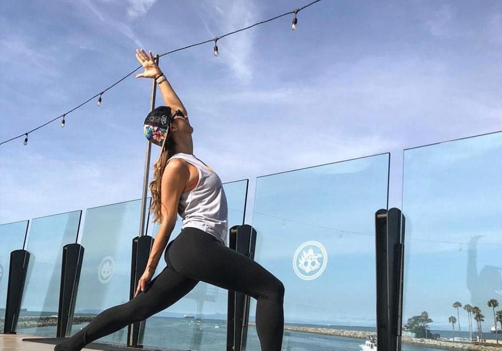 Waterfront Yoga & Beer